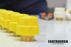 Design and manufacture of high-precision molds for the production of fittings from polyethylene (HDPE, PE-RT), polypropylene (PP-R), polyphenyl sulfone (PPSU). Fartrouven R&D. Portugal