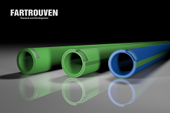Technological lines for the production of polypropylene pipes. Fartrouven R&D. Portugal