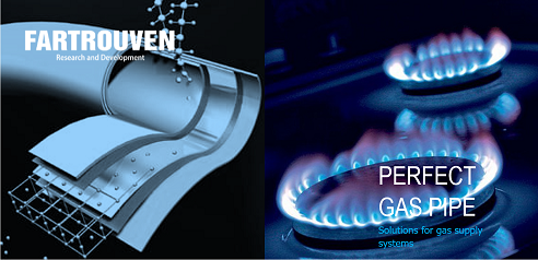 The perfect gas pipe. Composite solutions for gas distribution networks. Fartrouven R&D, Portugal